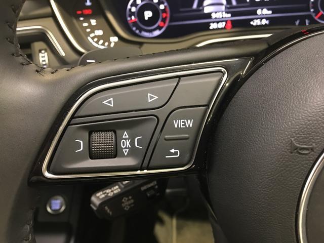 1.4TFSI タキシードスタイル 125台特別仕様車/バーチャルコクッピット/パーシャルレザーシート/D席メモリーシートヒーター/サラウンドビューカメラ/駐車出庫アシスト/Audiプレセンス/アダプティブクルーズコントロール/19AW(13枚目)