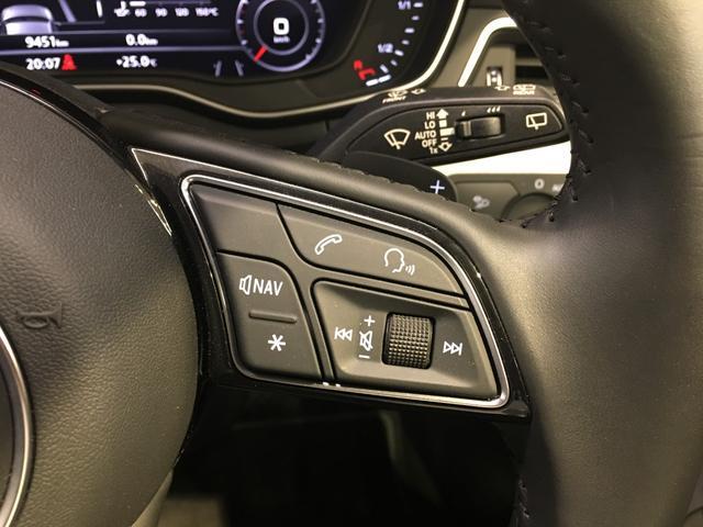1.4TFSI タキシードスタイル 125台特別仕様車/バーチャルコクッピット/パーシャルレザーシート/D席メモリーシートヒーター/サラウンドビューカメラ/駐車出庫アシスト/Audiプレセンス/アダプティブクルーズコントロール/19AW(14枚目)