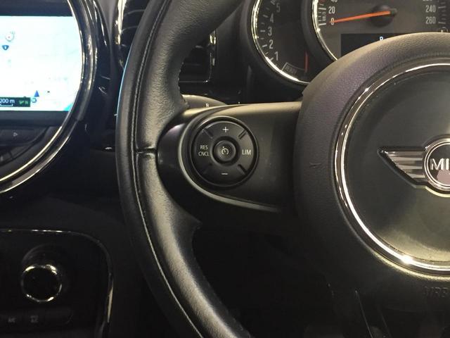 クーパーD クラブマン クルーズコントロール/パークディスタンスコントロール/LEDヘッドライト/フルセグTV AUX接続/ミラー一体型ETC/ミュージックコレクション/Bluetooth接続/コンフォートアクセス(5枚目)