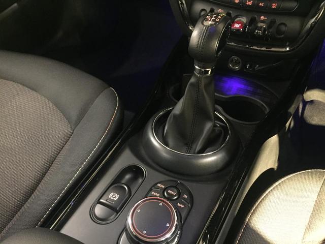 クーパーD クラブマン クルーズコントロール/パークディスタンスコントロール/LEDヘッドライト/フルセグTV AUX接続/ミラー一体型ETC/ミュージックコレクション/Bluetooth接続/コンフォートアクセス(14枚目)