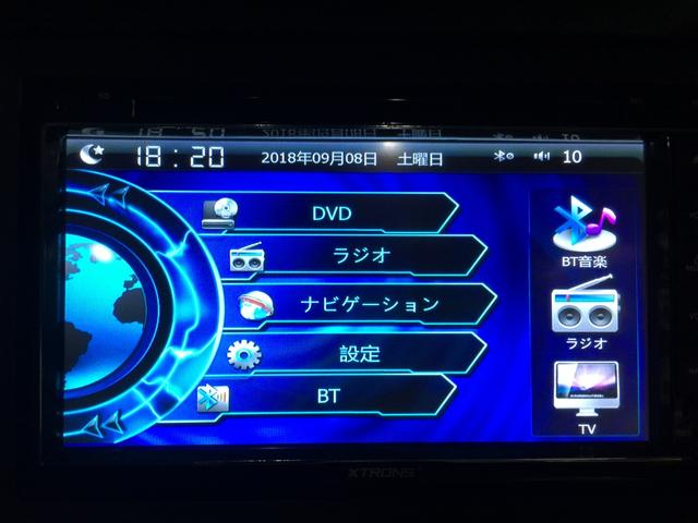 X 社外メモリナビ 社外TV 横滑り防止装置 CD ETC(5枚目)