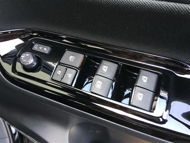 あると便利なパワーウインドウ☆ 【電動格納ミラー】ドライバーの目線に合わせ、ミラーの上下左右調整が可能です☆
