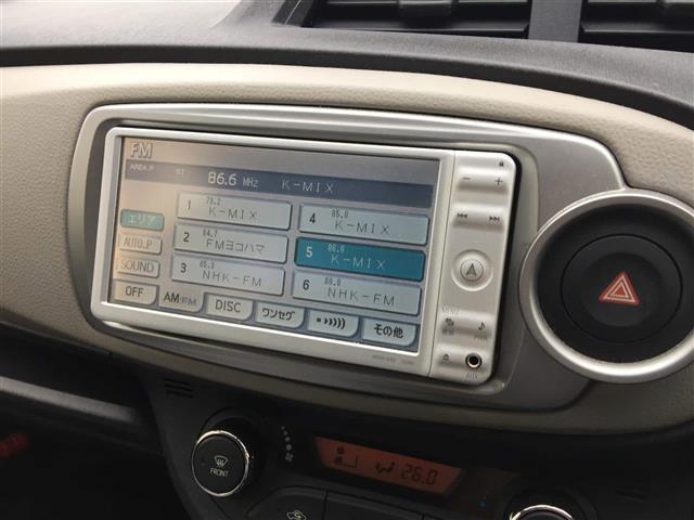 「トヨタ」「ヴィッツ」「コンパクトカー」「静岡県」の中古車8