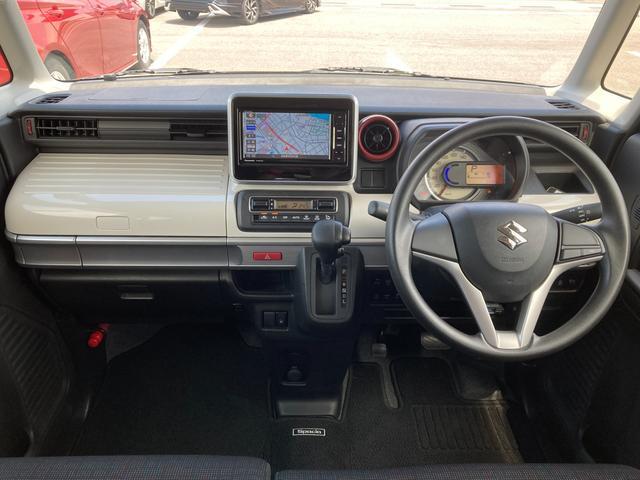 ハイブリッドX SDナビ ETC 両側電動 アイドリングストップ シートヒーター クリアランスソナー 衝突軽減 車線逸脱 バックカメラ ヘッドライトレベライザー オートライト プッシュスタート スマートキー(2枚目)