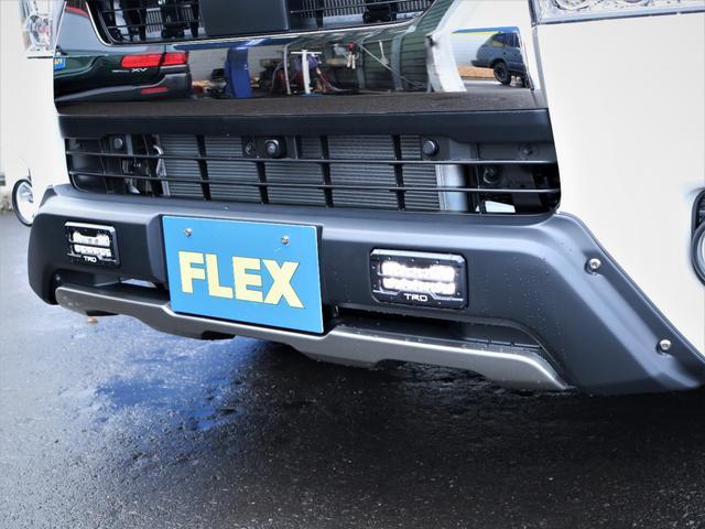 GL 重歩行フロア施工 高さ調整式ベッドキット EX16インチAW オープンカントリータイヤ 網戸 防虫ネット カロッツェリアSDナビ フルセグTV(6枚目)