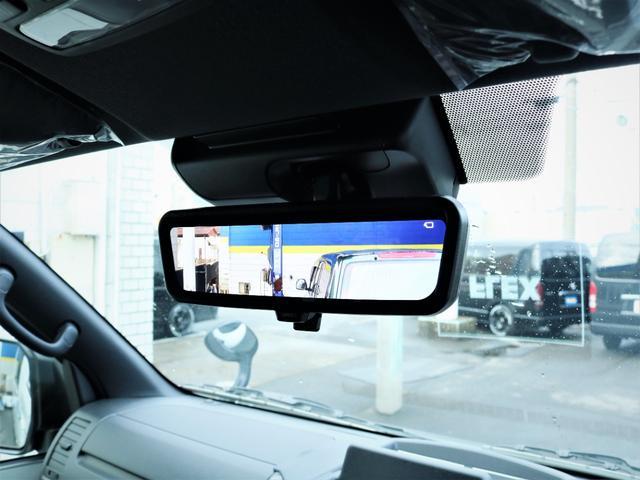 GL 重歩行フロア施工 高さ調整式ベッドキット EX16インチAW オープンカントリータイヤ 網戸 防虫ネット カロッツェリアSDナビ フルセグTV(27枚目)