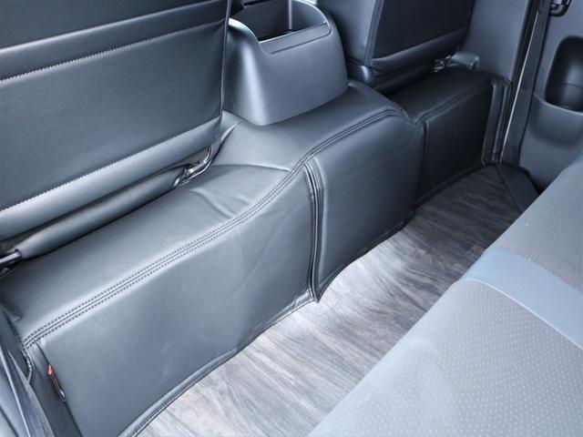 GL 重歩行フロア施工 高さ調整式ベッドキット EX16インチAW オープンカントリータイヤ 網戸 防虫ネット カロッツェリアSDナビ フルセグTV(35枚目)