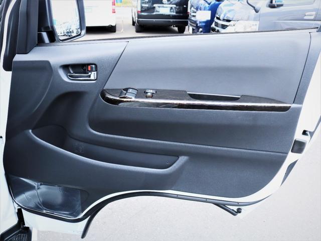 スーパーGL ダークプライムII デルフ17AW ローダウン カロッツェリアSDナビ フルセグTV デルフィーノラインフロントスポイラー ナスカータイヤ LEDヘッドライト PVM デジタルインナーミラー(28枚目)