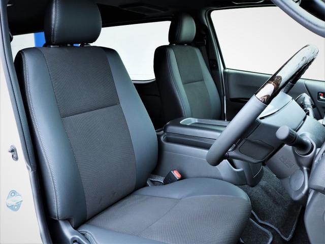 スーパーGL ダークプライムII マッドバンス16AW オープンカントリータイヤ TRDフロントエアロ カロッツェリアSDナビ フルセグTV ビルトインETC 高さ調整式ベッドキット デジタルインナーミラー(10枚目)