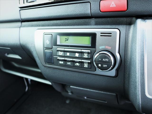 スーパーGL ダークプライムII マッドバンス16AW オープンカントリータイヤ TRDフロントエアロ カロッツェリアSDナビ フルセグTV ビルトインETC 高さ調整式ベッドキット デジタルインナーミラー(27枚目)