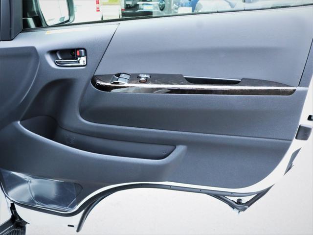 スーパーGL ダークプライムII マッドバンス16AW オープンカントリータイヤ TRDフロントエアロ カロッツェリアSDナビ フルセグTV ビルトインETC 高さ調整式ベッドキット デジタルインナーミラー(28枚目)