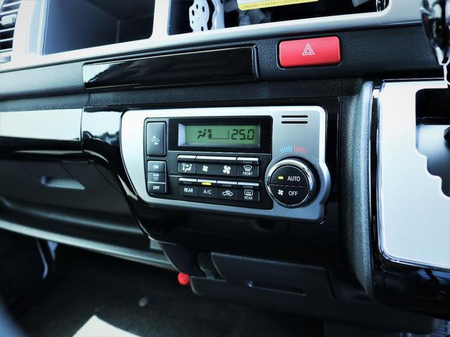 GL 内装アレンジVER2 シート変更 フローリング テーブル シートカバー SDナビ フルセグTV 後席モニター ビルトインETC デルフ17AW ナスカータイヤ LEDテール(27枚目)