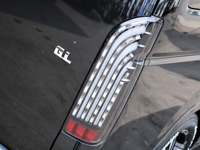 GL デルフ17AW ローダウン LEDテールランプ カロッツェリアSDナビ フルセグTV ビルトインETC Bカメラ PVM パワスラ フローリング ベッド テーブル(18枚目)