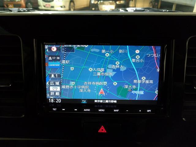 日産 モコ S メモリーナビ フルセグ ETC キーレス CDオーディオ