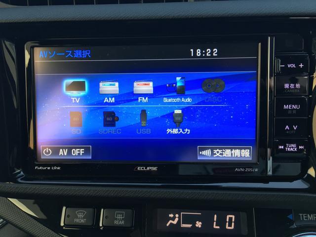 トヨタ アクア G G's 社外SDナビ バックカメラ クルコン