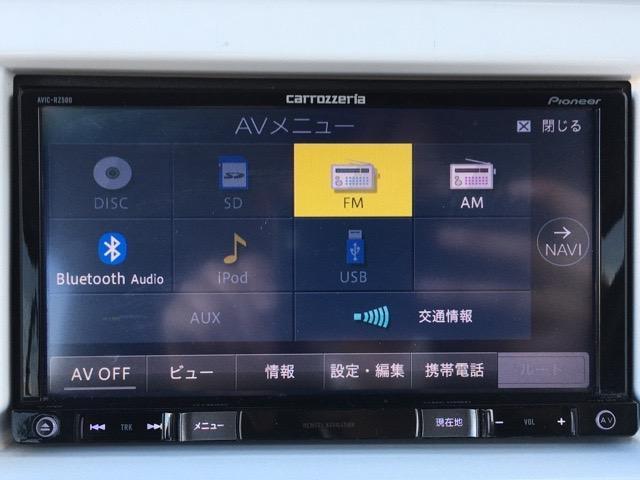 G メモリーナビ ワンセグ Bluetooth CD・DVD スマートキー オートエアコン アイドリングストップ 衝突軽減ブレーキ シートヒーター ヘッドライトレベライザ 電格ミラー ベンチシート ETC(4枚目)