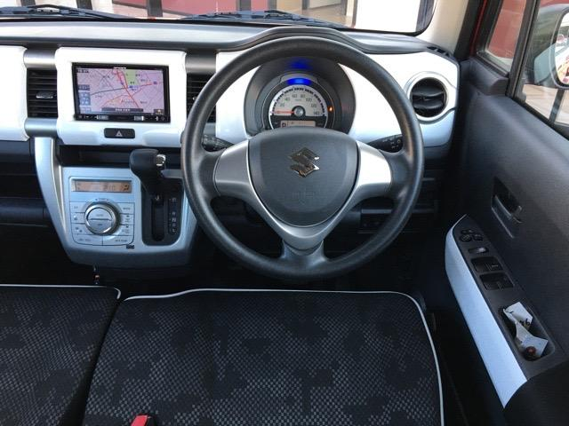 G メモリーナビ ワンセグ Bluetooth CD・DVD スマートキー オートエアコン アイドリングストップ 衝突軽減ブレーキ シートヒーター ヘッドライトレベライザ 電格ミラー ベンチシート ETC(14枚目)
