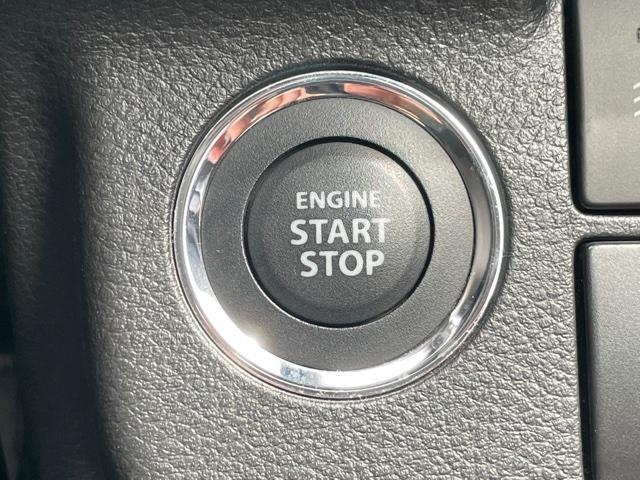 X 社外液晶付きオーディオ DVD シートヒーター スマートキー プッシュスタート アイドリングストップ フォグライト 衝突軽減ブレーキ ウィンカーミラー(6枚目)