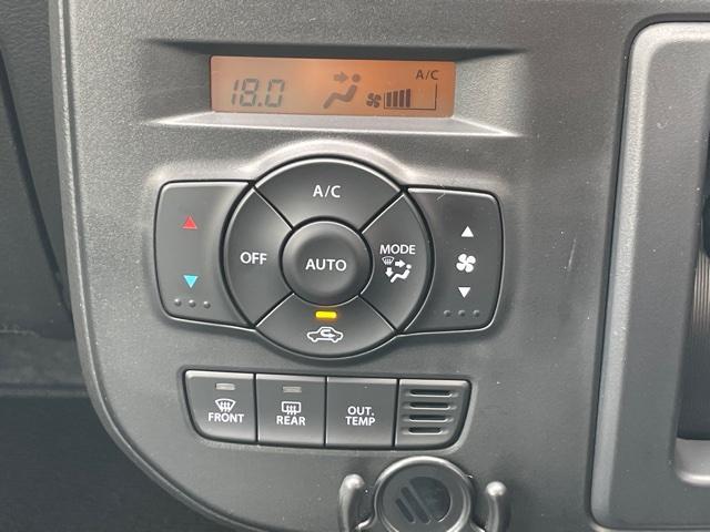 X 社外液晶付きオーディオ DVD シートヒーター スマートキー プッシュスタート アイドリングストップ フォグライト 衝突軽減ブレーキ ウィンカーミラー(9枚目)