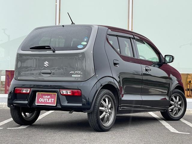 X 社外液晶付きオーディオ DVD シートヒーター スマートキー プッシュスタート アイドリングストップ フォグライト 衝突軽減ブレーキ ウィンカーミラー(21枚目)