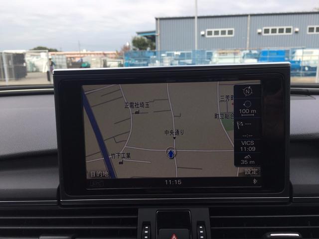 アウディ アウディ A6オールロードクワトロ ベースグレード 2013モデル HDDナビ DTV エアサス