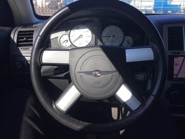 クライスラー クライスラー 300 ツーリング 22AW ナビ 300Cフェイス 走行証明書付
