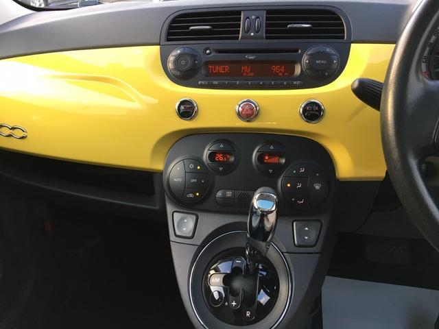 フィアット フィアット 500 1.4 16V ラウンジ ガラスルーフ ETC