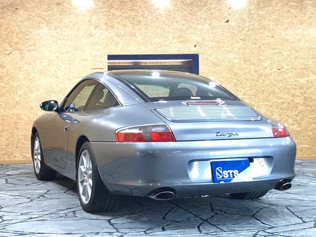 911タルガ ディーラー車 黒皮 社外ナビ Bカメラ(7枚目)