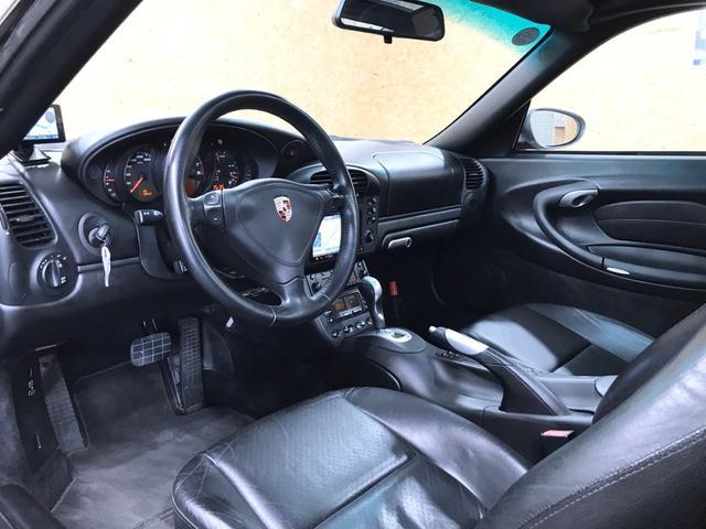 911タルガ ディーラー車 黒皮 社外ナビ Bカメラ(11枚目)