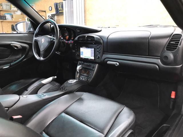 911タルガ ディーラー車 黒皮 社外ナビ Bカメラ(14枚目)