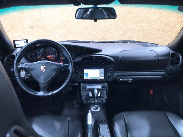 911タルガ ディーラー車 黒皮 社外ナビ Bカメラ(19枚目)