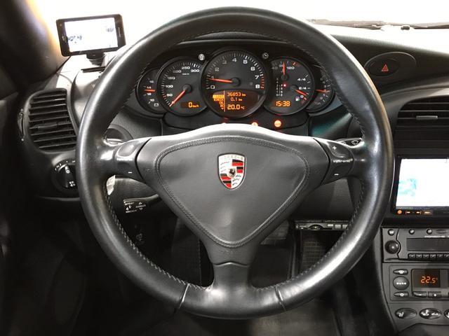 911タルガ ディーラー車 黒皮 社外ナビ Bカメラ(20枚目)