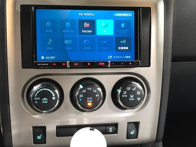 SRT8 392 限定車112/1100 inaugural edtion 社外ナビ フルセグTV バックカメラ Bluetooth接続 前後ドラレコ シートヒーター 専用レザーシート クルーズコントロール(11枚目)