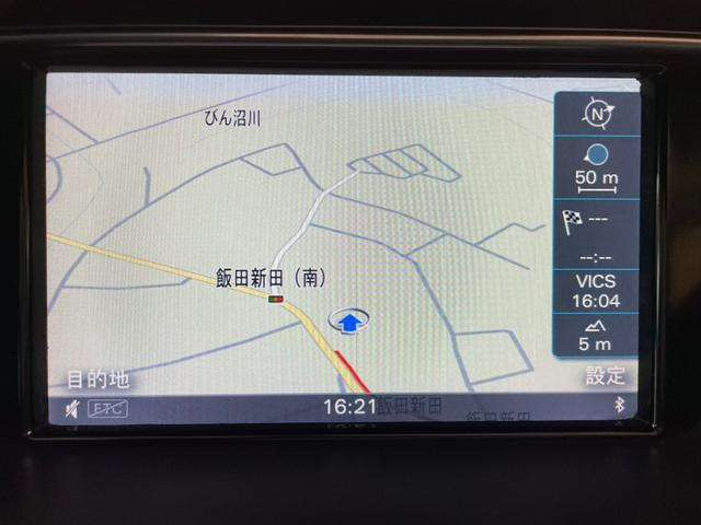 2.0TFSIクワトロ Sライン ハーフレザー クルコン ドラレコ 4WD 18インチAW パドルシフト ステアリングスイッチ シートヒーター ナビ バックカメラ パワーシート DVD再生 Bluetoothオーディオ接続(16枚目)