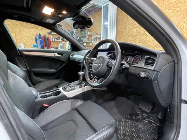 2.0TFSIクワトロ Sライン ハーフレザー クルコン ドラレコ 4WD 18インチAW パドルシフト ステアリングスイッチ シートヒーター ナビ バックカメラ パワーシート DVD再生 Bluetoothオーディオ接続(24枚目)