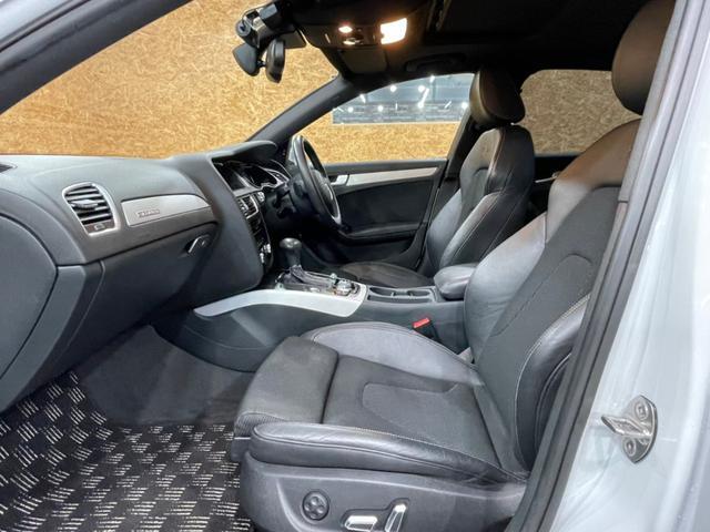 2.0TFSIクワトロ Sライン ハーフレザー クルコン ドラレコ 4WD 18インチAW パドルシフト ステアリングスイッチ シートヒーター ナビ バックカメラ パワーシート DVD再生 Bluetoothオーディオ接続(31枚目)
