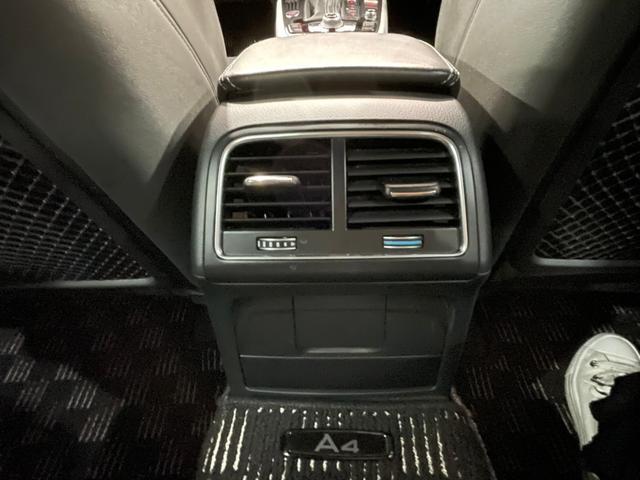2.0TFSIクワトロ Sライン ハーフレザー クルコン ドラレコ 4WD 18インチAW パドルシフト ステアリングスイッチ シートヒーター ナビ バックカメラ パワーシート DVD再生 Bluetoothオーディオ接続(39枚目)