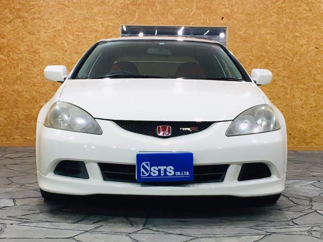 タイプR 6MT TEIN車高調 ローダウン カロッツェリアオーディオ 純正17AW ETC レカロシート Bluetooth接続 HIDライト 整備記録簿有(2枚目)
