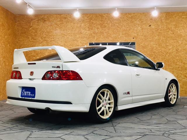 タイプR 6MT TEIN車高調 ローダウン カロッツェリアオーディオ 純正17AW ETC レカロシート Bluetooth接続 HIDライト 整備記録簿有(6枚目)