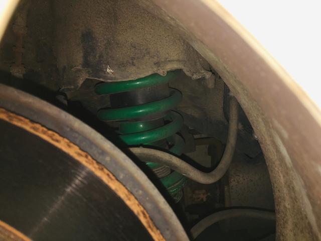 タイプR 6MT TEIN車高調 ローダウン カロッツェリアオーディオ 純正17AW ETC レカロシート Bluetooth接続 HIDライト 整備記録簿有(26枚目)