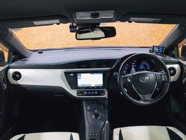 ハイブリッドGパッケージ ワンオーナー 21000キロ 社外19インチホイール ローダウン 社外マフラーブレンボブレーキ ブリックレーン Bluetooth シートヒーター 電動格納ミラー ハンズフリー  クルーズコントロール(10枚目)