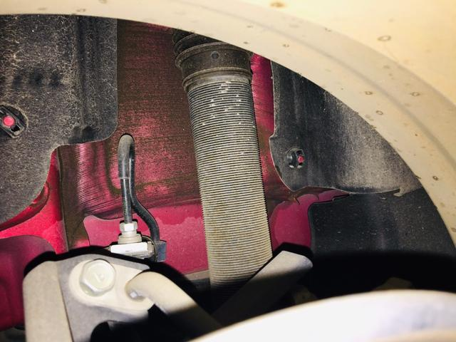 ハイブリッドGパッケージ ワンオーナー 21000キロ 社外19インチホイール ローダウン 社外マフラーブレンボブレーキ ブリックレーン Bluetooth シートヒーター 電動格納ミラー ハンズフリー  クルーズコントロール(41枚目)