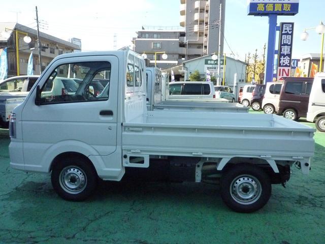 スズキ キャリイトラック KCエアコン・パワステ 届出済未使用車 最新モデル AT