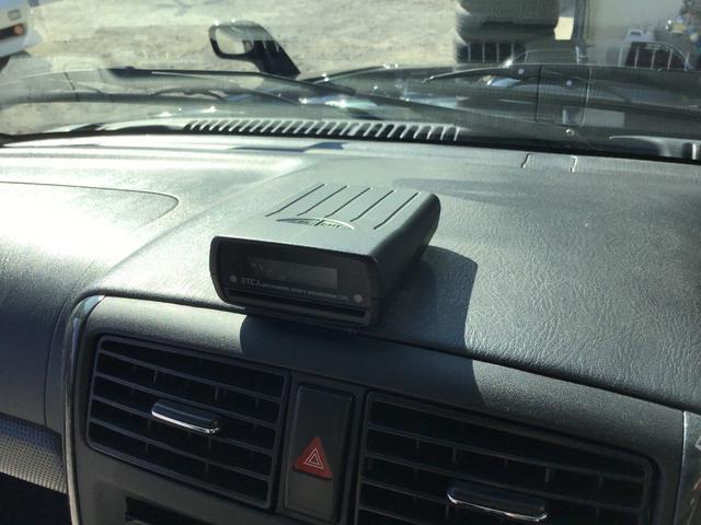 ETCも付いているので長距離運転も安心です^^