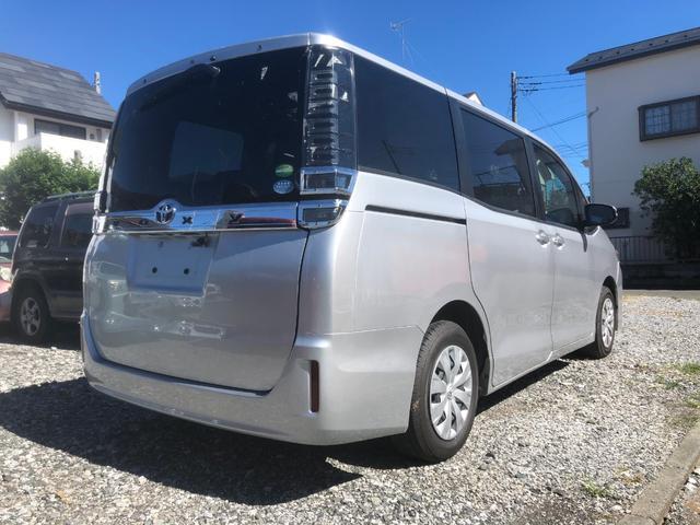 「トヨタ」「ヴォクシー」「ミニバン・ワンボックス」「神奈川県」の中古車4
