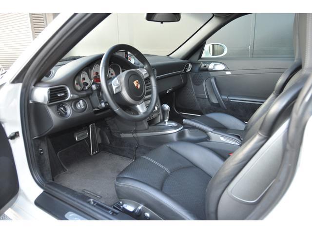 911カレラS スポーツクロノ サンルーフ 黒革 PWシート(6枚目)