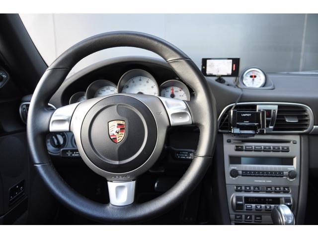911カレラS スポーツクロノ サンルーフ 黒革 PWシート(12枚目)