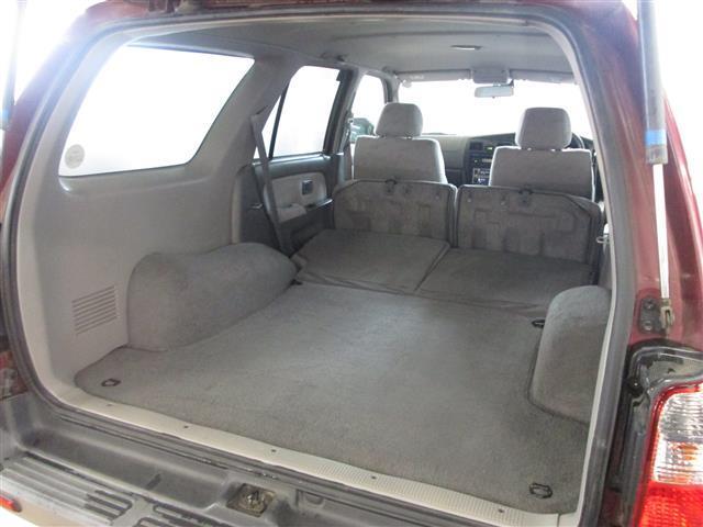 トヨタ ハイラックスサーフ SSR-G ワイド 4WD ETC CD/MD Wエアバック