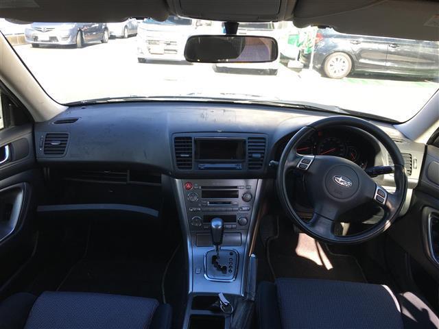 スバル レガシィツーリングワゴン 2.0GT 4WD HID キーレス CDオーディオ