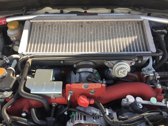 スバル インプレッサ STI A-Line タイプS 4WD ワンオーナー HID